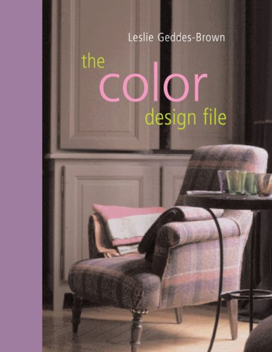9781845978273: The Color Design File