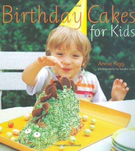 9781845978327: Birthday Cakes for Kids [BIRTHDAY CAKES FOR KIDS] [Hardcover]