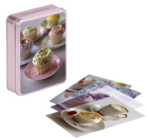 9781845979249: The Hummingbird Bakery Notecards With Recipes (Paperstyle Notecards in Tins)