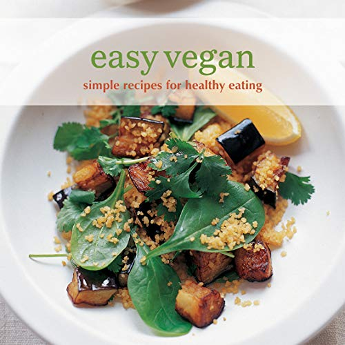 9781845979591: Easy Vegan: Simple Recipes for Healthy Eating (Easy (Ryland Peters & Small))