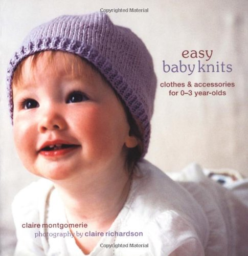 9781845979843: Easy Baby Knits