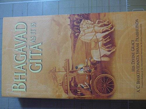 9781845990190: Bhagavad-Gita as it is