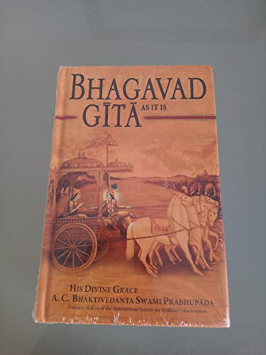 9781845990879: Bhagavad-Gita as it is