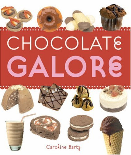 Chocolate Galore: Caroline Barty