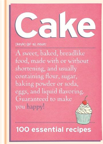 9781846014208: Cake: 100 Essential Recipes
