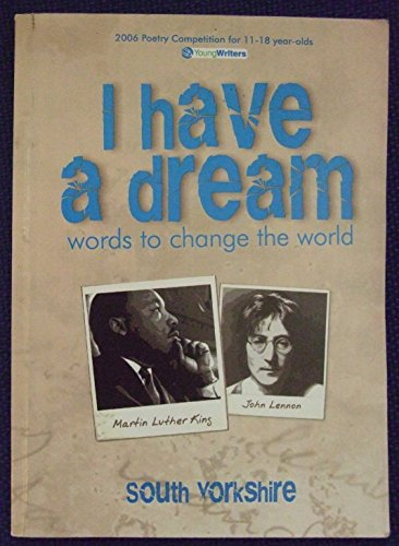 9781846025082: I Have a Dream South Yorkshire