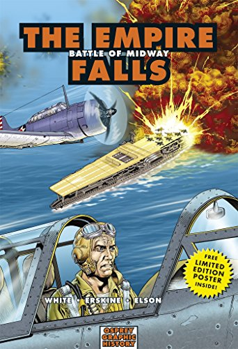 9781846030581: The Empire Falls: Battle of Midway (Graphic History)