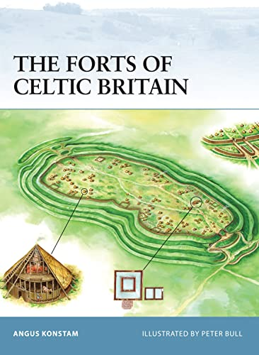 9781846030642: The Forts of Celtic Britain (Fortress)