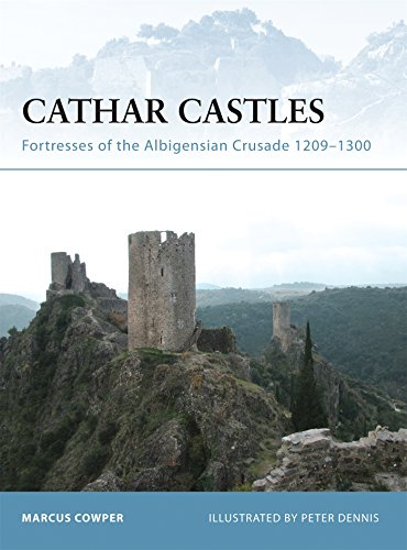 9781846030666: Cathar Castles: Fortresses of the Albigensian Crusade 1209–1300