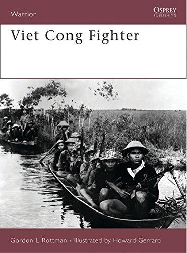 9781846031267: Viet Cong Fighter (Warrior)