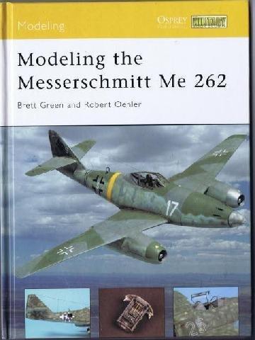 Modelling the Messerschmitt Me 262 (CO-ED) (Modelling: Oehler, Robert