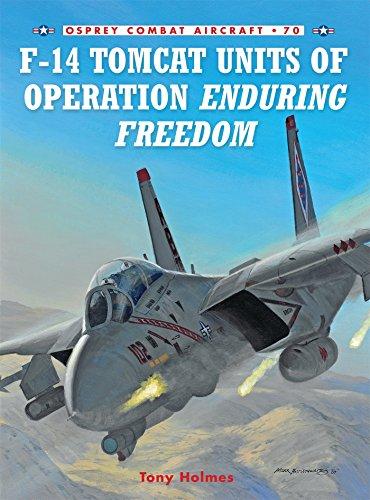 9781846032059: F-14 Tomcat Units of Operation Enduring Freedom (Combat Aircraft)