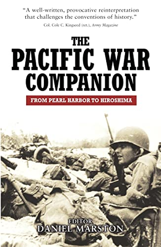9781846032127: The Pacific War Companion: From Pearl Harbor to Hiroshima