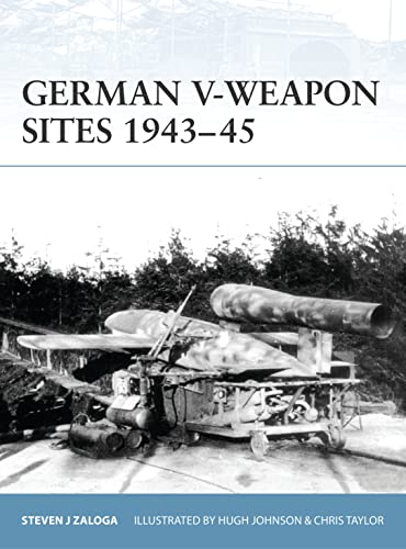 9781846032479: German V-Weapon Sites 1943-45 (Fortress)