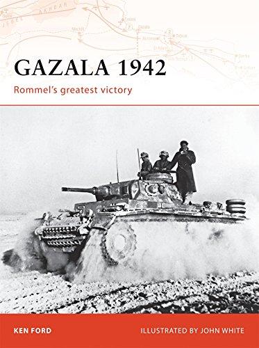 9781846032646: Gazala 1942: Rommel's greatest victory (Campaign)