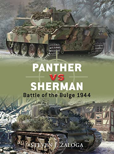 9781846032929: Panther vs Sherman: Battle of the Bulge 1944: 0