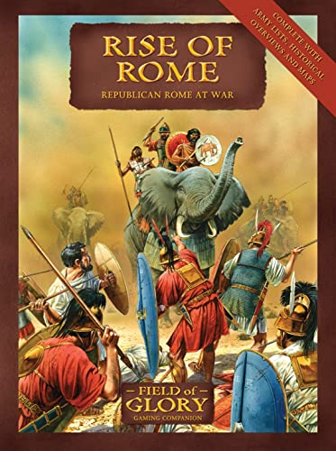 9781846033445: Rise of Rome: Field of Glory Republican Rome Army List