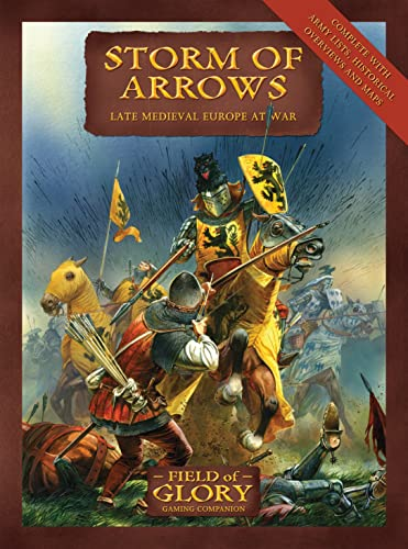 9781846033452: Storm of Arrows: Field of Glory late Medieval Army List
