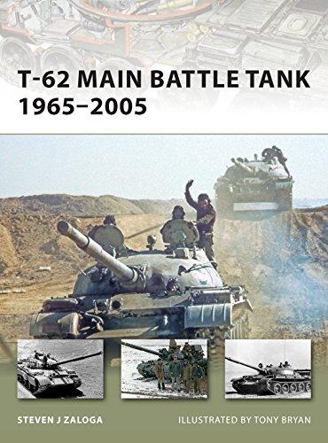 9781846033902: T-62 Main Battle Tank 1965–2005 (New Vanguard)