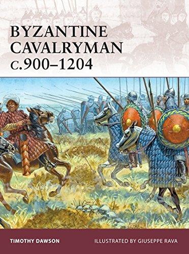 9781846034046: Byzantine Cavalryman c.900–1204 (Warrior)