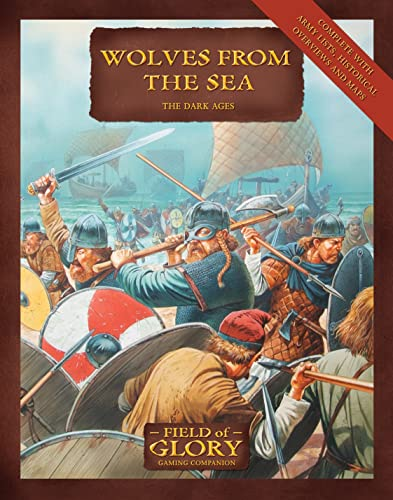 9781846034794: Wolves From the Sea: The Dark Ages (Field of Glory)