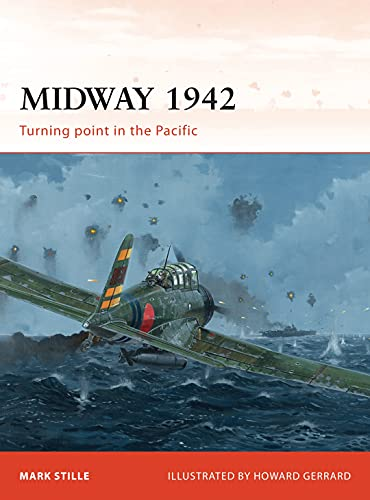 9781846035012: Midway 1942: Turning point in the Pacific (Campaign)