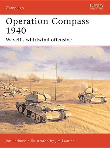 9781846035289: Operation Compass 1940: Wavell's Whirlwind Offensive
