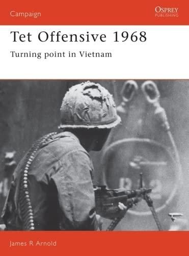 9781846035869: TET Offensive 1968: Turning Point in Vietnam