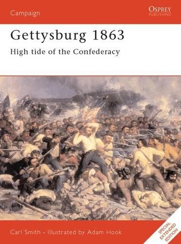 9781846036330: Gettysburg 1863: High Tide of the Confederacy