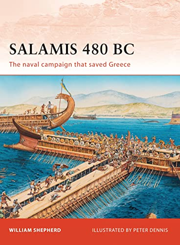 9781846036842: Salamis 480 BC: The naval campaign that saved Greece