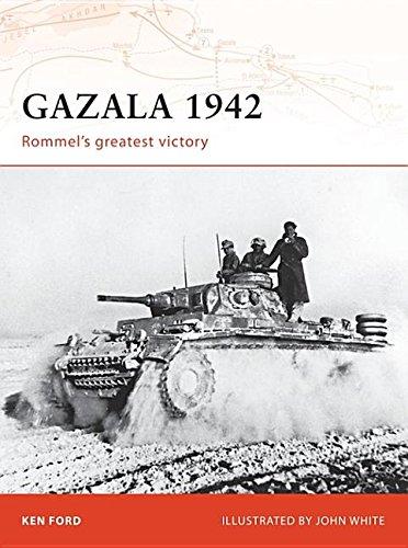 9781846038433: Gazala 1942: Rommel's greatest victory (Campaign)
