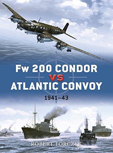 9781846039171: Fw 200 Condor vs Atlantic Convoy: 1941-43