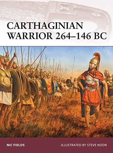 9781846039584: Carthaginian Warrior 264-146 BC