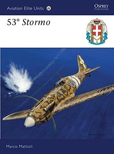 9781846039775: 53° Stormo (Aviation Elite Units)