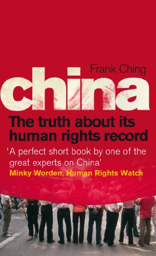 9781846041389: China: The Truth About Its Human Rights Record