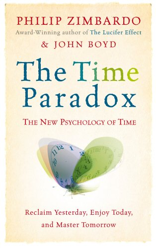 9781846041549: The Time Paradox: The New Psychology of Time