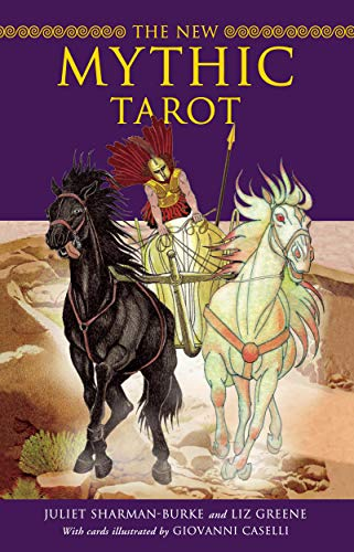 The New Mythic Tarot Pack: Sharman-Burke & greene