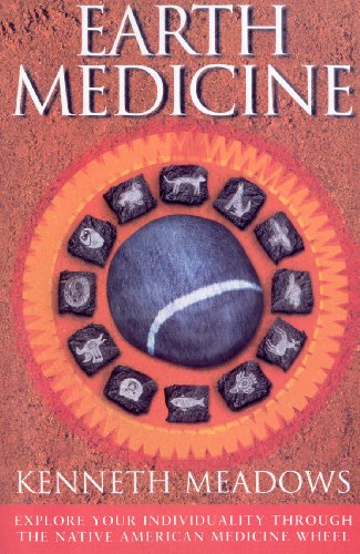 9781846042348: Earth Medicine: Explore Your Individuality Through the Native American Medicine Wheel