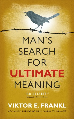 9781846043062: Man's Search for Ultimate Meaning