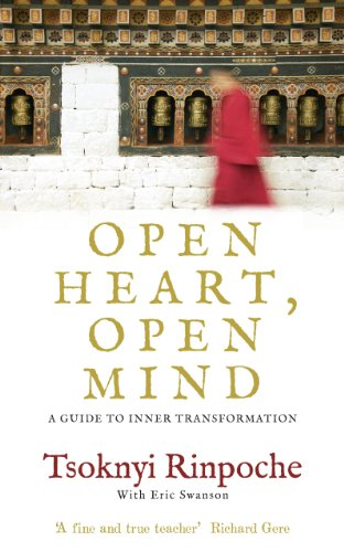 9781846043444: Open Heart, Open Mind: A Guide to Inner Transformation
