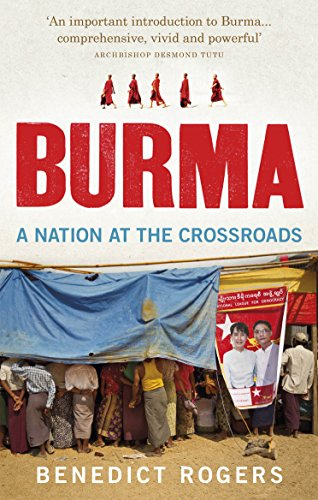 9781846044465: Burma: A Nation At The Crossroads