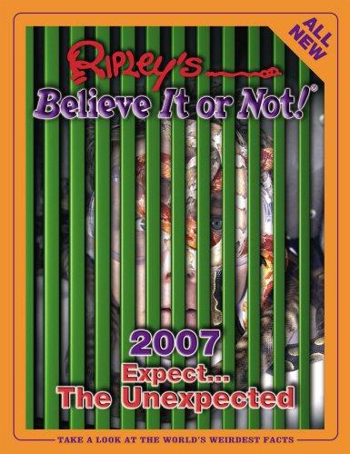 9781846051494: Ripley's Believe It or Not 2007
