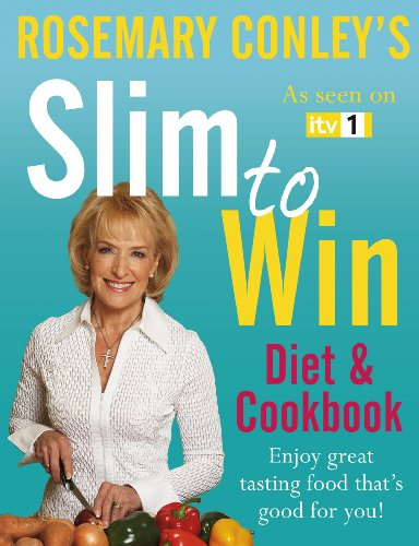 9781846053221: Slim to Win: Diet and Cookbook
