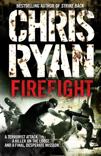 FIREFIGHT (SIGNED COPY): RYAN, Chris