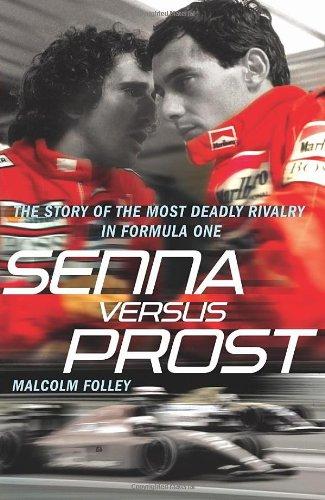 9781846055409: Senna Versus Prost