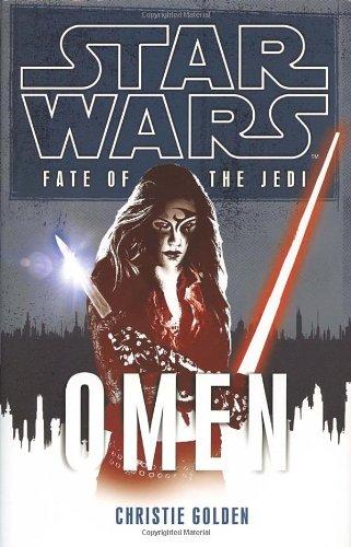 9781846056857: Star Wars: Fate of the Jedi - Omen