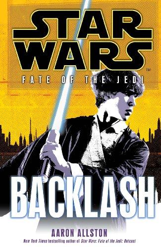 9781846056871: Star Wars: Fate of the Jedi - Backlash