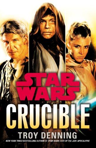 9781846056956: Star Wars: Crucible