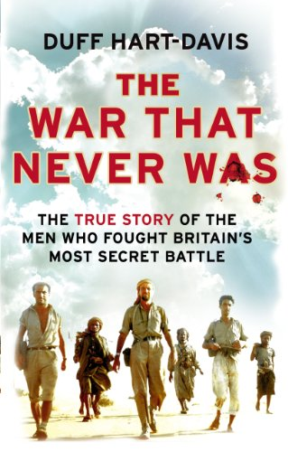 9781846058257: The War That Never Was