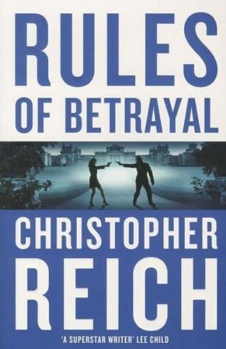 9781846058714: Rules of Betrayal